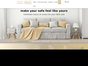 Covers for many sofas from Ikea shop